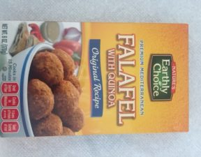 Mom's Pantry Product Review: Falafel with Quinoa