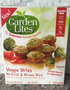 Mommy Food Finds: Garden Lites Veggie Bites