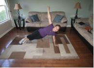 Friday Fitness Challenge: Oblique Planks