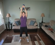 Friday Fitness Challenge: Belly Fat Blasting Arm Circles