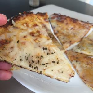 Simple Cauliflower pizza recipe