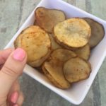 Homemade Baked Potato Chip Recipe