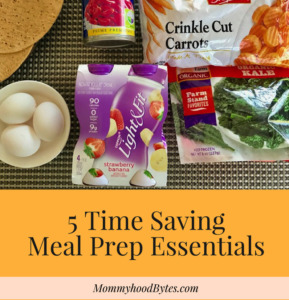 5 meal planning food essentials for time saving meal prep