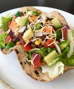 Tex-Mex Salad Bowl Recipe