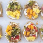 Easter Egg Fruit Sugar Cookies