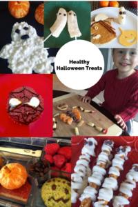 Seven healthy Halloween Treats the Whole Family Will Love