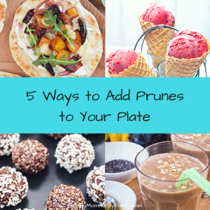 5 Easy Ways to Add Prunes to Your Plate… And Why You Should