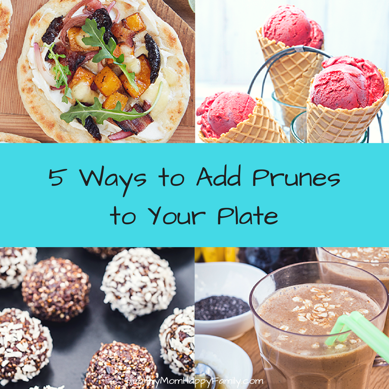 5 simple ways to add prunes to your diet
