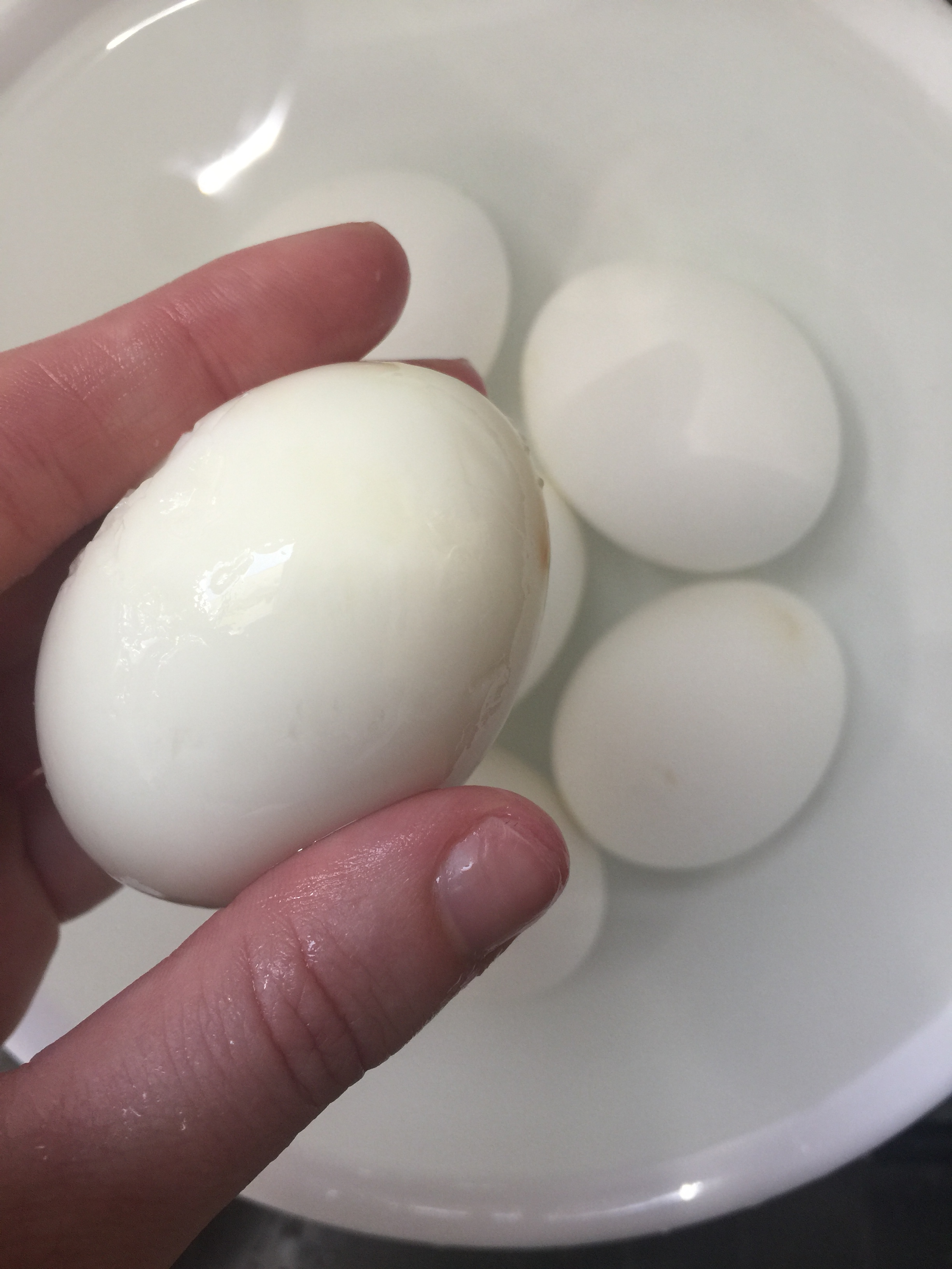 Simple steps on how to hard boil eggs in the oven
