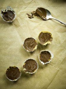 Skinny peanut butter cup recipe
