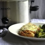 Slow cooker chicken parm recipe