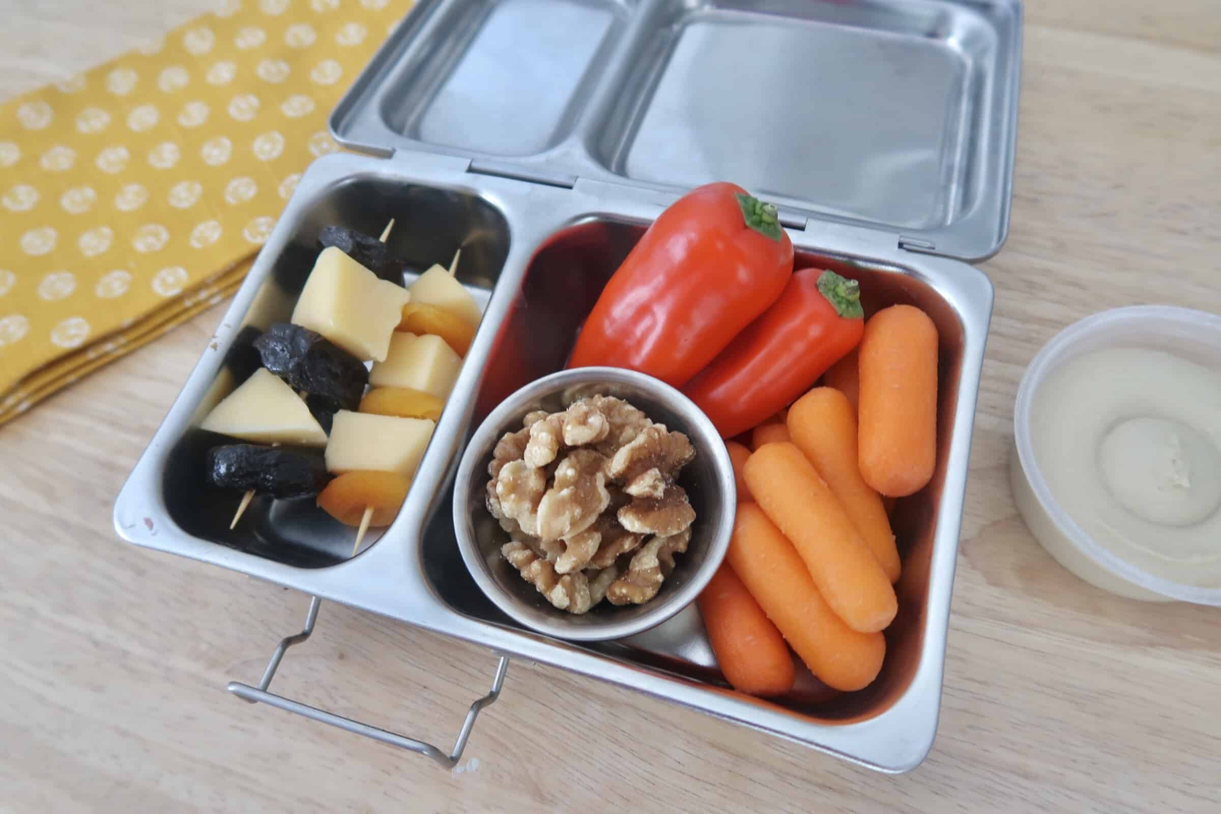 healthy lunch box ideas finger foods