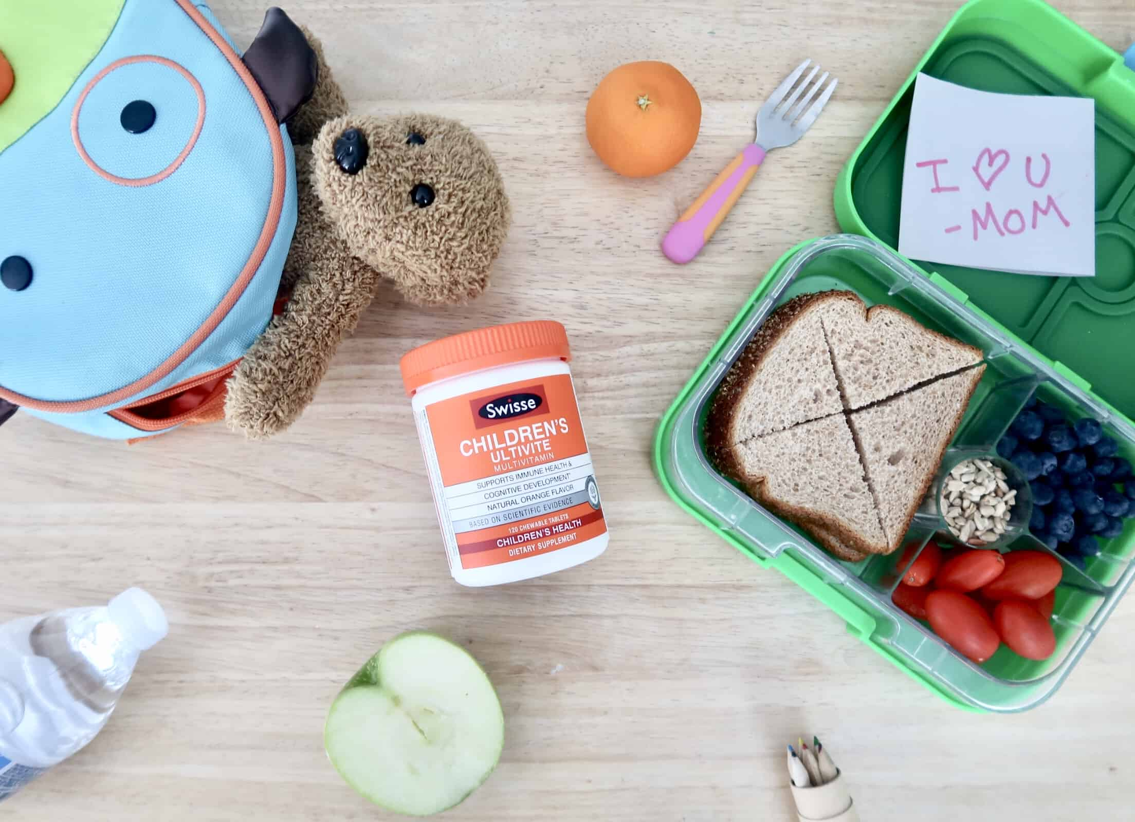 Healthy Back to School- Swisse Ultivite-1