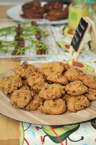 Avocado Chocolate Chip Cookie Recipe