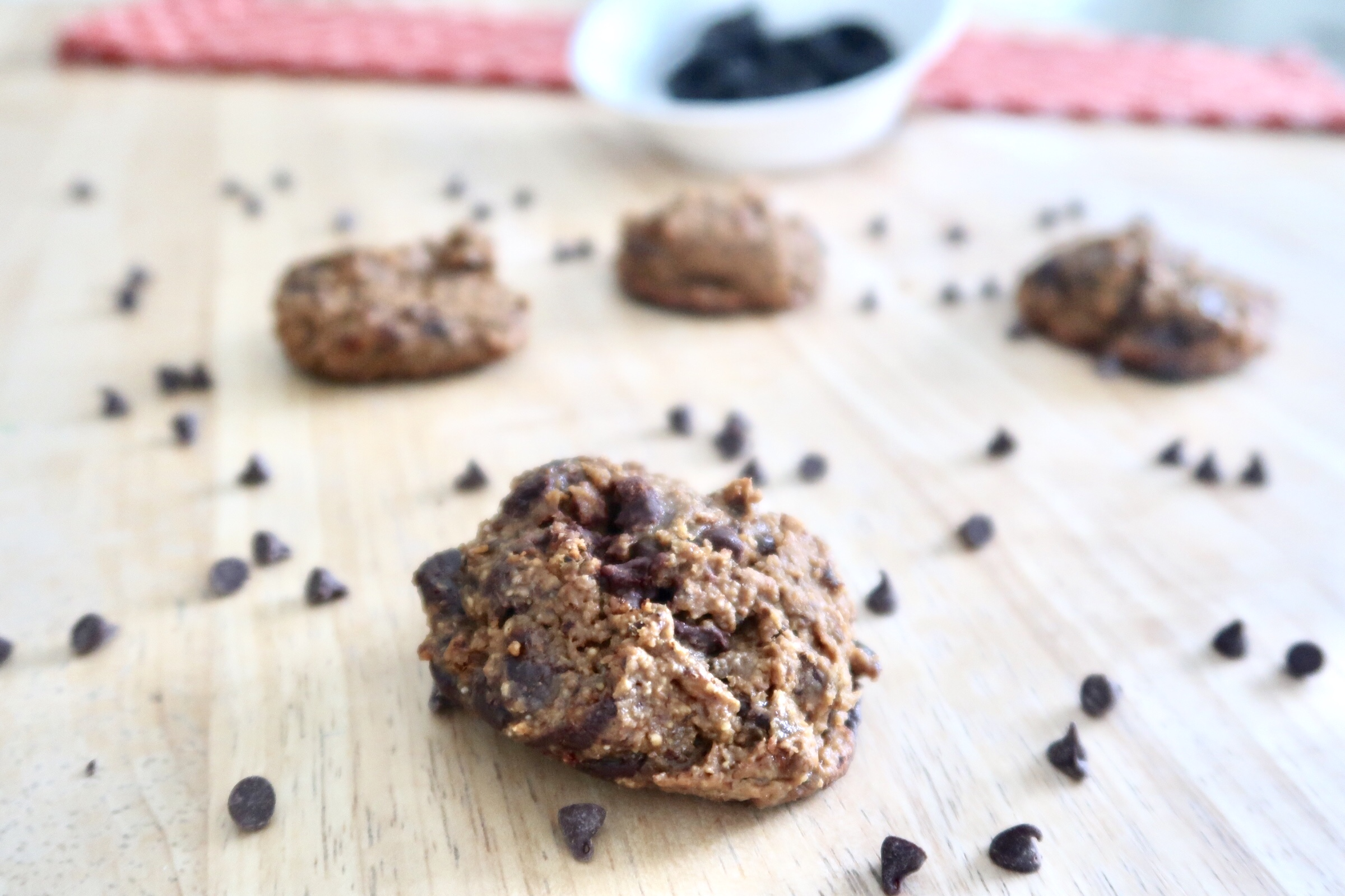 Low sugar Chocolate Chip Prune Cookie Recipe