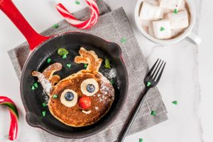 7 Fun Christmas Food Art Ideas for Kids