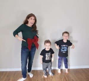 Pregnancy announcement for baby number 3 big brothers announce pregnancy