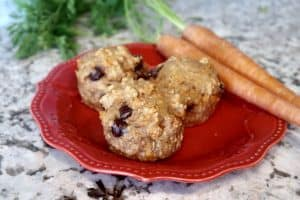 chocolate chip carrot muffin recipe for picky eaters