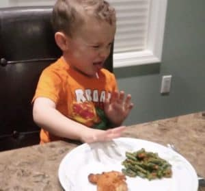 how to get your picky eater to eat healthy