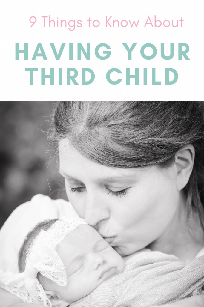 9 things to know about having your third child