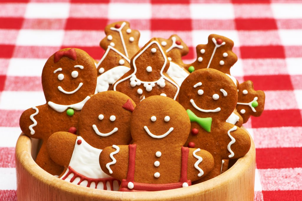 Gluten Free Gingerbread Cookie