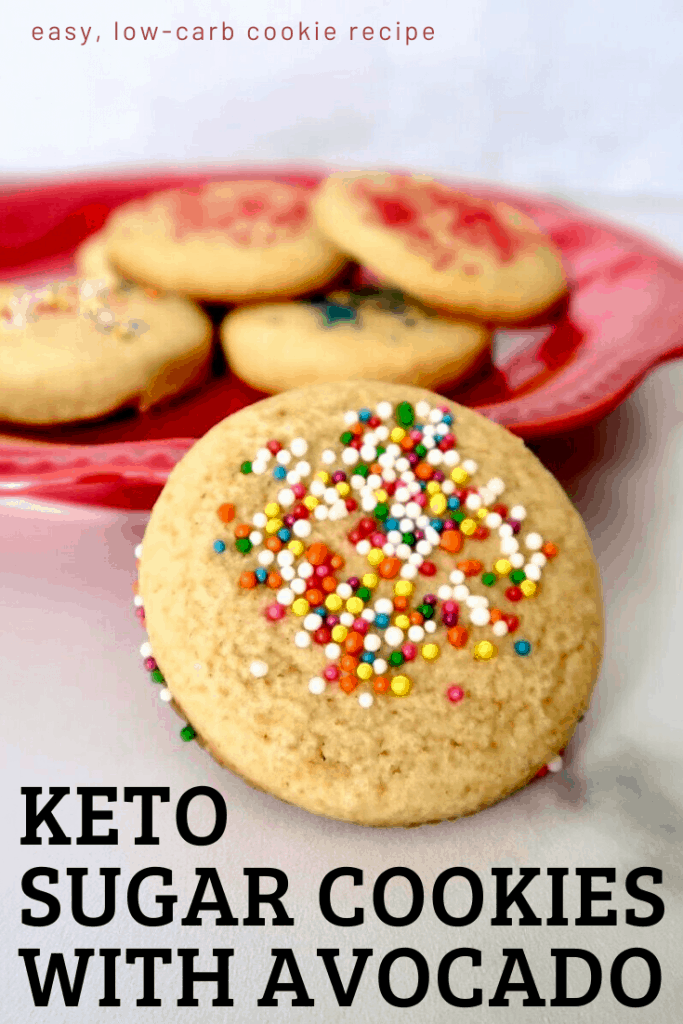 Keto Sugar Cookie Recipe