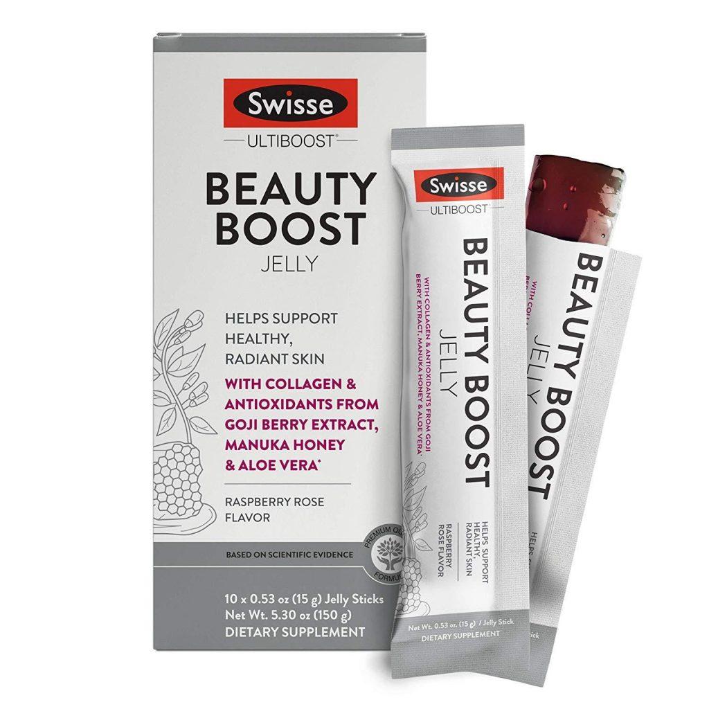 Swisse Ultiboost Beauty Boost Jelly Sticks