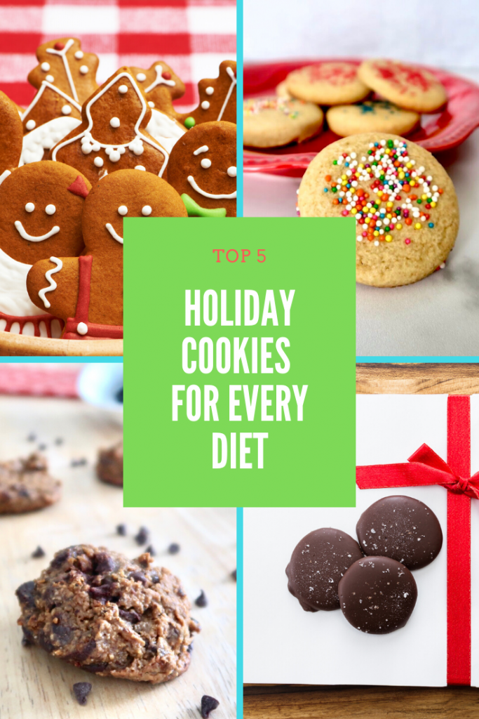 best Christmas cookie recipes for every diet