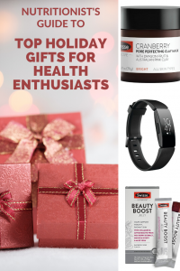top holiday gifts for health enthusiasts