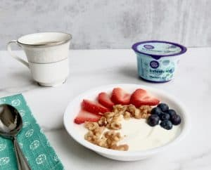 yogurt parfait best snacks for busy people