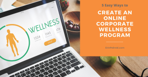 online corporate wellness programs