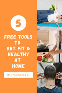 free resources to get fit at home
