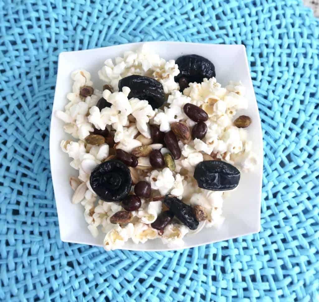 high fiber trail mix recipe easy snack to build healthy bones