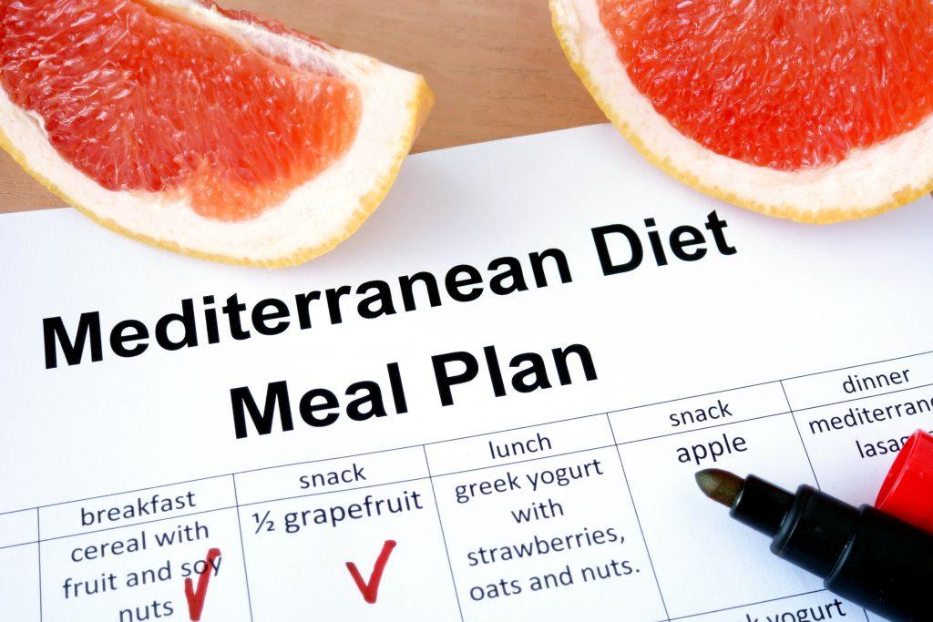 Mediterranean Diet for Diabetes