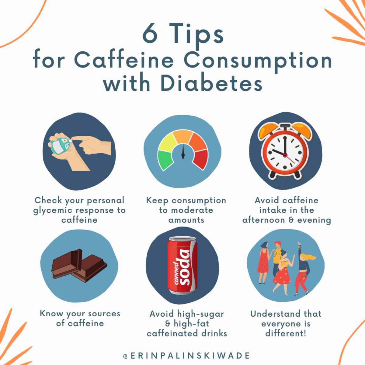 Top 6 Tips for Caffeine Consumption with Diabetes