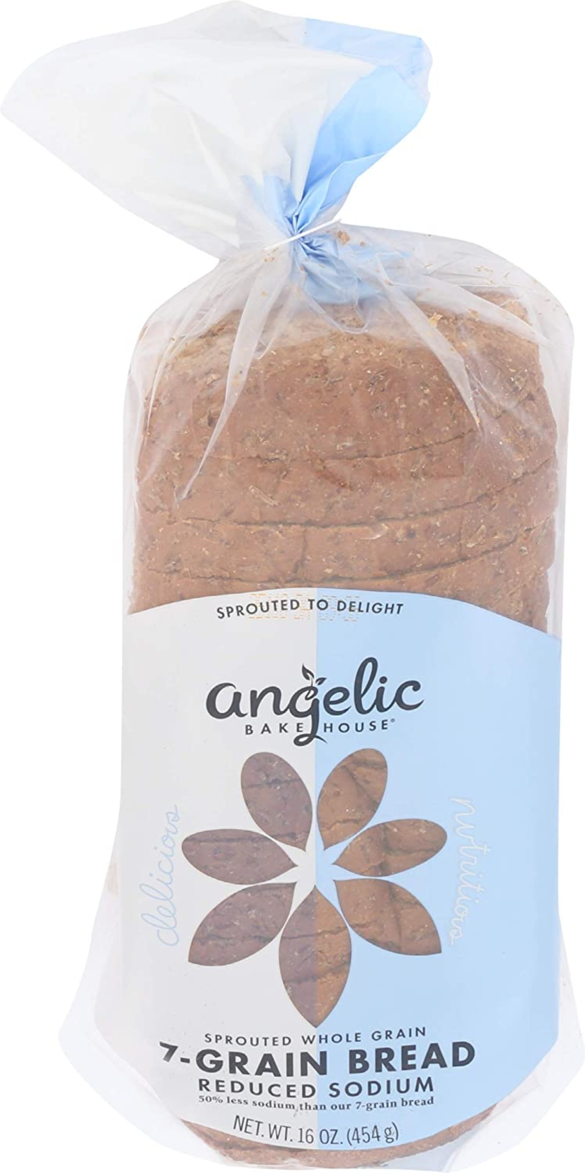 Angelic Bakehouse Sprouted 7-Grain Bread