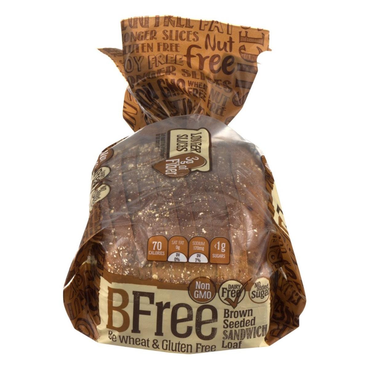Bfree Gluten Free Sandwich Bread