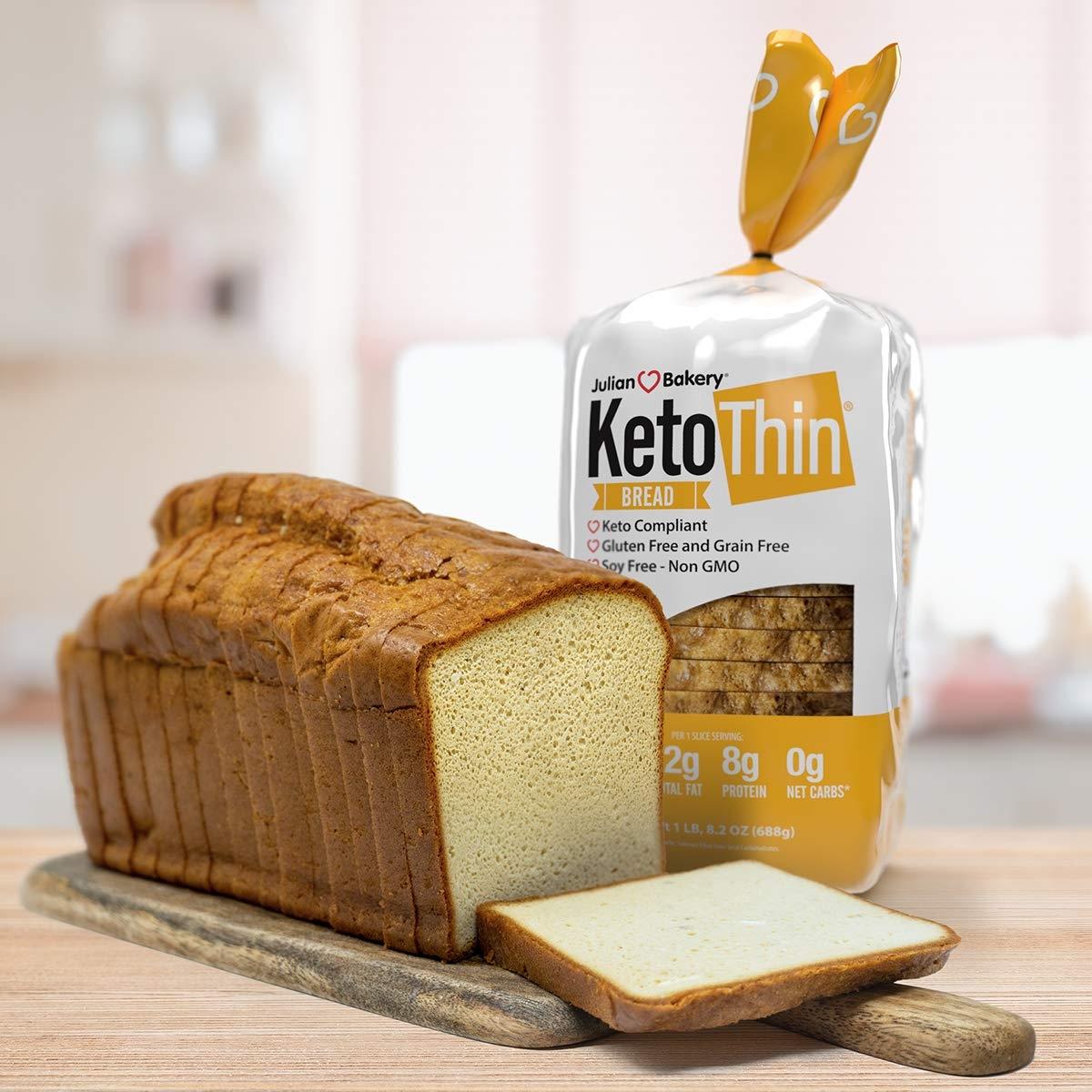 Julian Bakery Keto Thin Bread