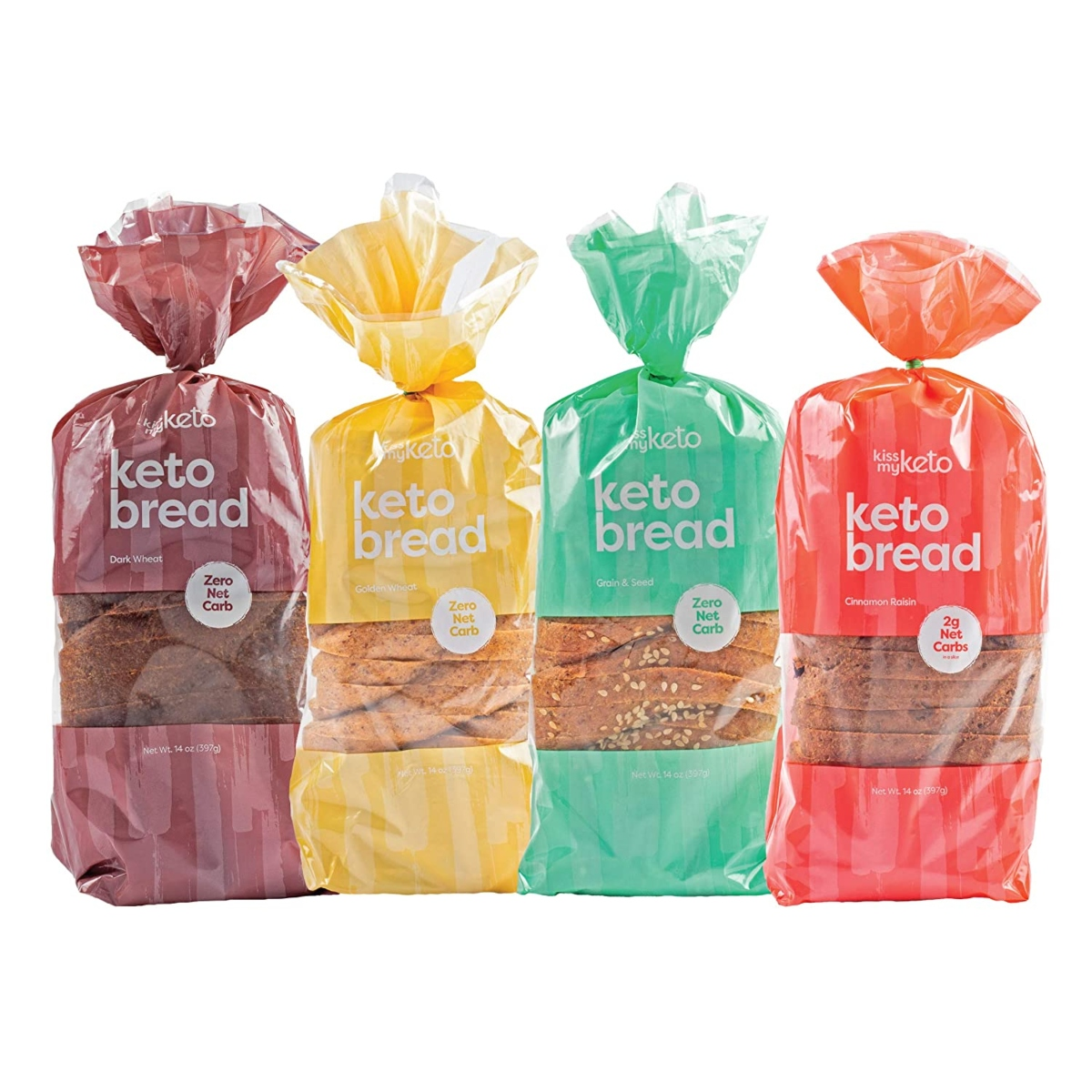 Kiss My Keto Bread Zero Carb
