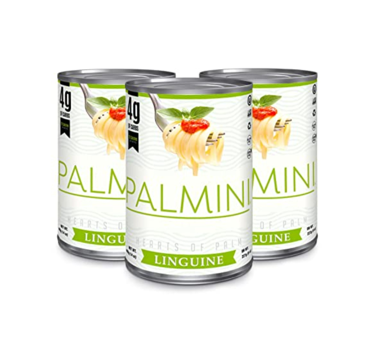 Palmini linguine in cans