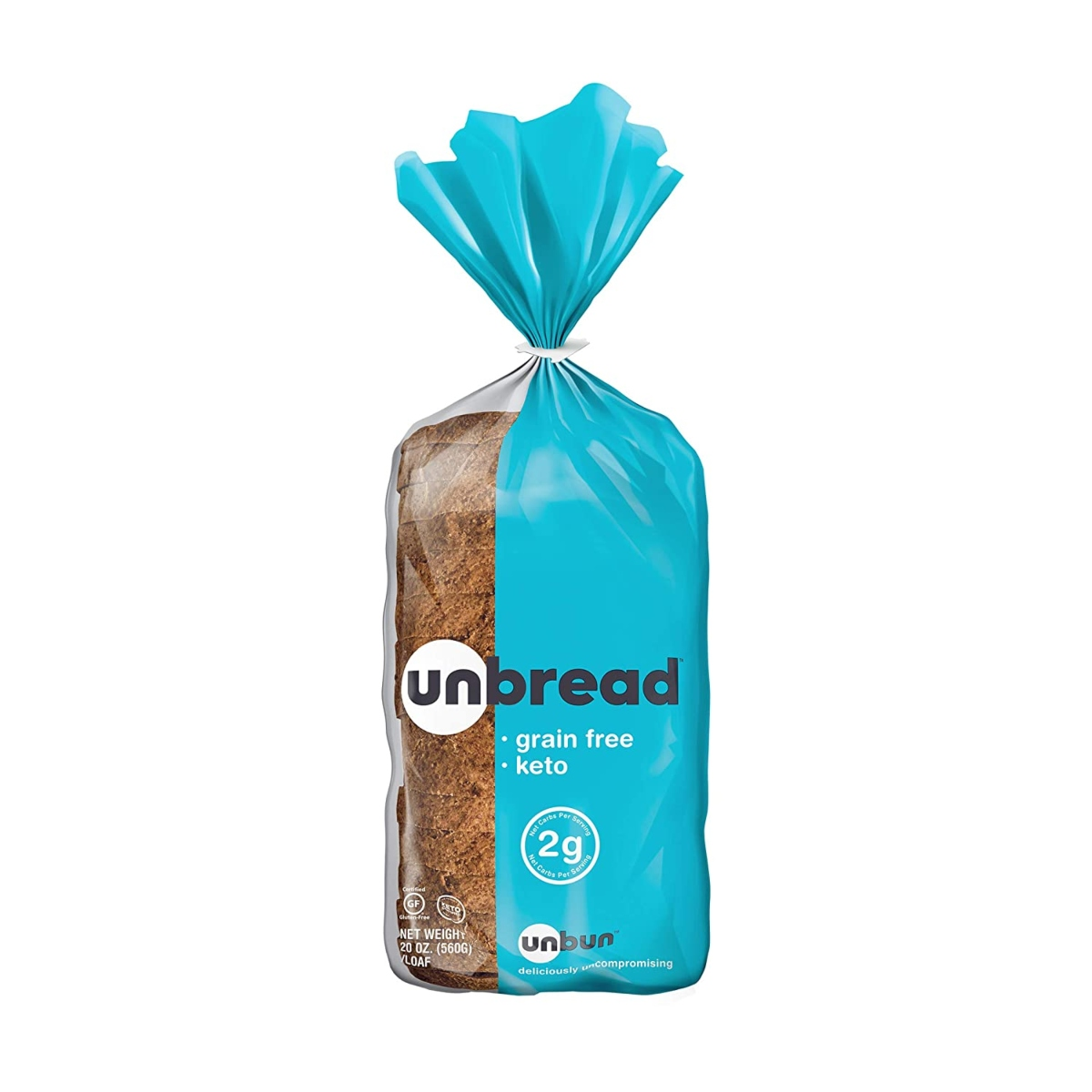Unbun, Bread Sliced Keto
